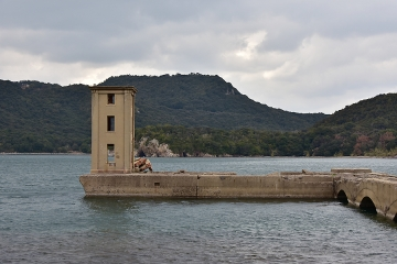 片島魚雷発射試験場跡(1)