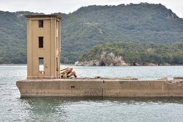 片島魚雷発射試験場跡(8)