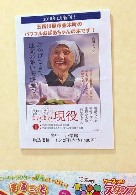 ミサヲさん笹餅 (1)