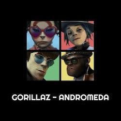 Gorillaz Andromeda