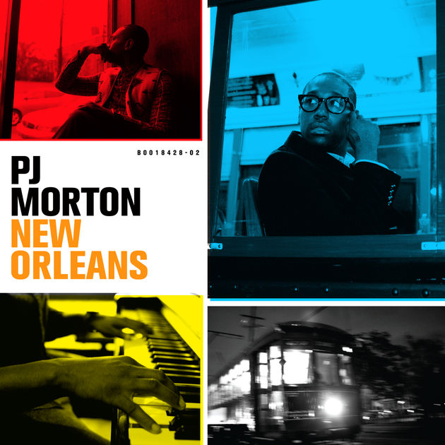 PJ Morton New Orleans