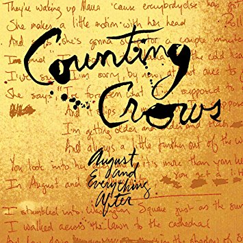 Counting Crows August Everything After
