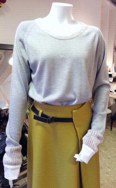 copカフスモールニット襟ぐり袖丈2
