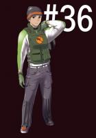 #36 決800