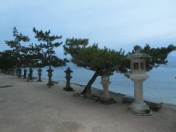 宮島:厳島神社 常夜燈