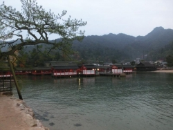 宮島:厳島神社