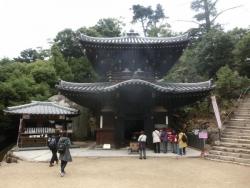 弥山:霊火堂