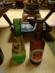賀茂鶴&宮島ビール