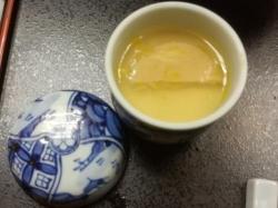ホテル みや離宮:フォアグラの茶碗蒸し