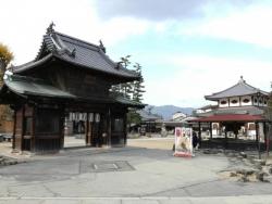 宮島:大願寺(弁財天)