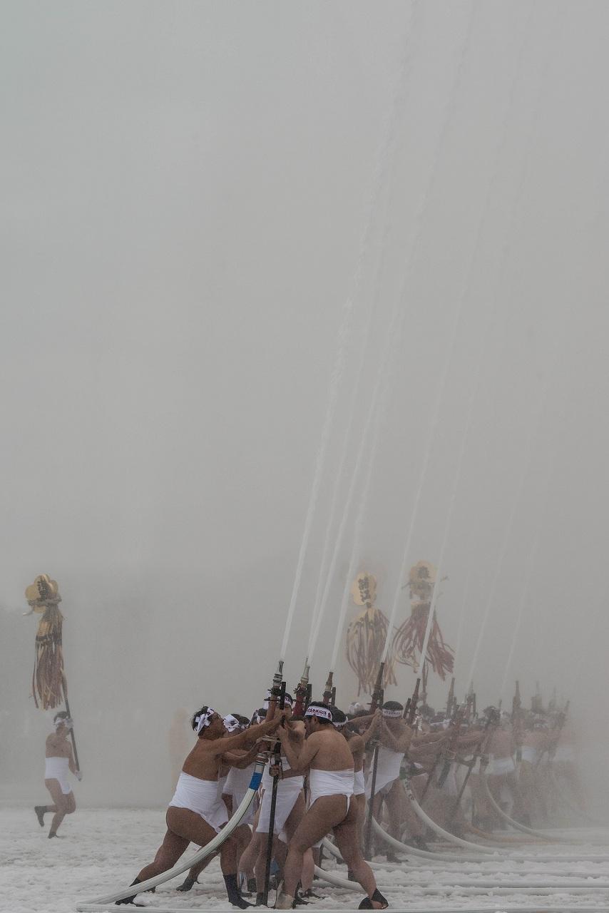 2018.01.07 金沢市消防出初式 8