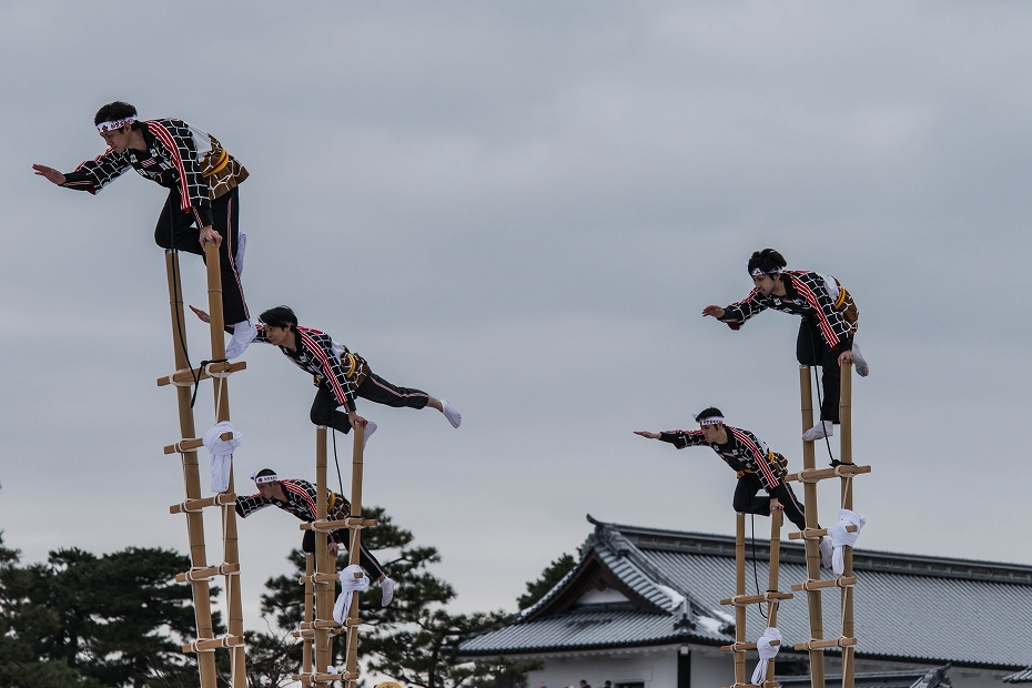 2018.01.07 金沢市消防出初式 5