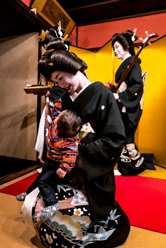 2018.01.07 ひがし茶屋街 新春の舞 11