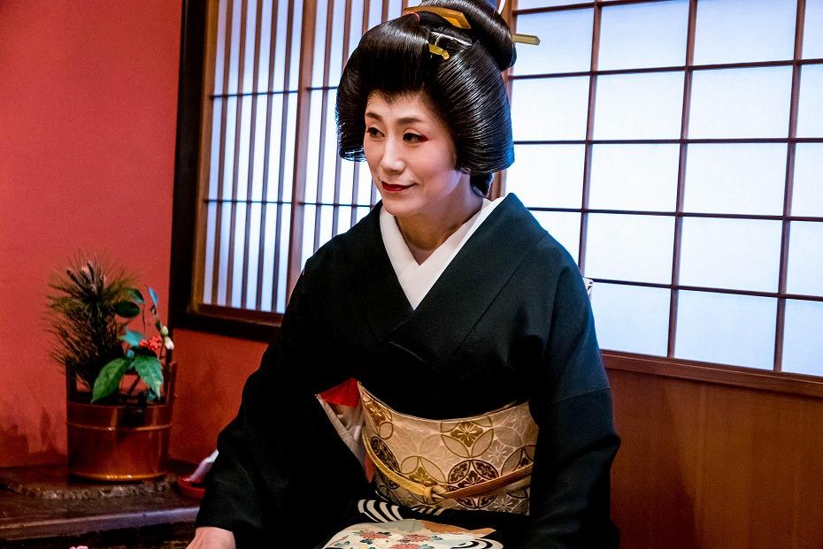 2018.01.07 ひがし茶屋街 新春の舞 5