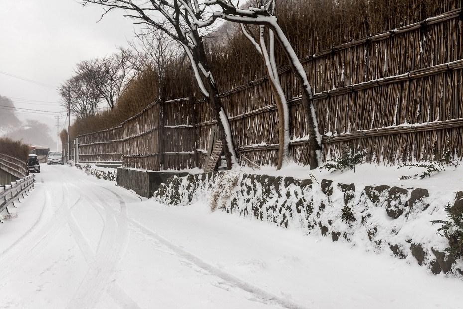 2018.01.26 上大沢の雪景色 2