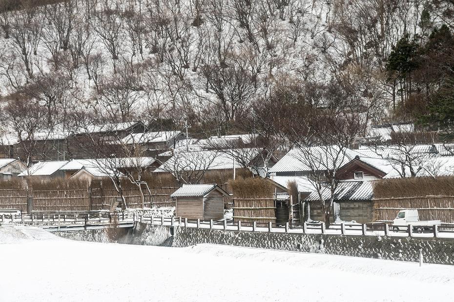 2018.01.26 上大沢の雪景色 3