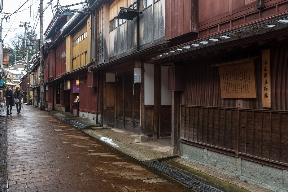 2018.01.30 金沢ひがし茶屋街 6