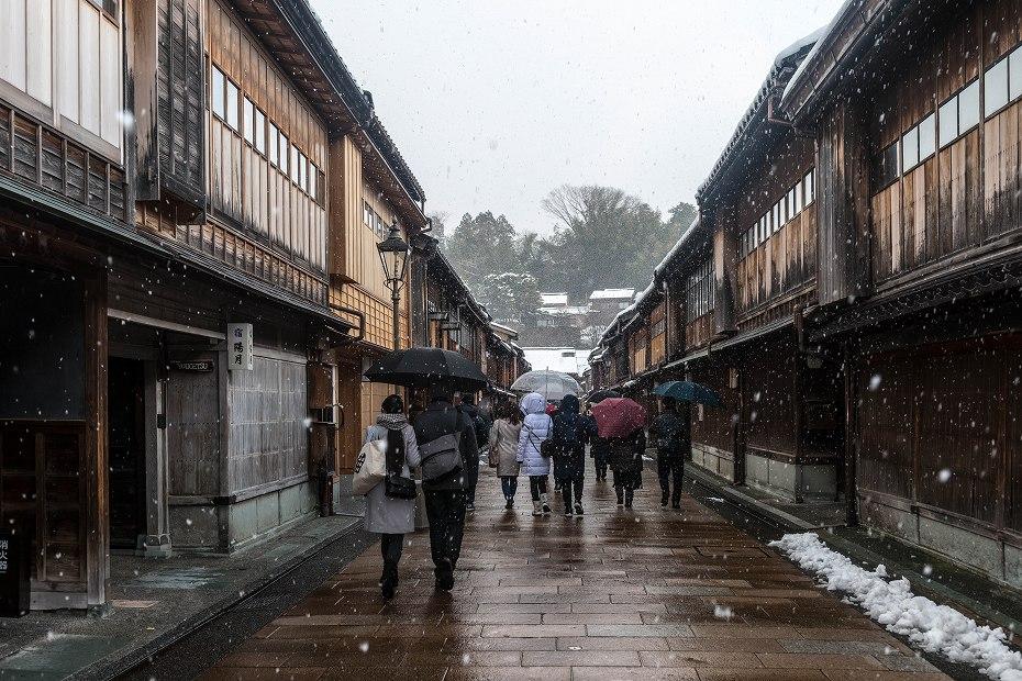 2018.01.30 金沢ひがし茶屋街 3