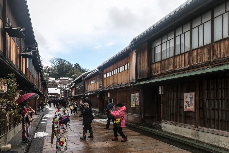2018.01.30 金沢ひがし茶屋街 4
