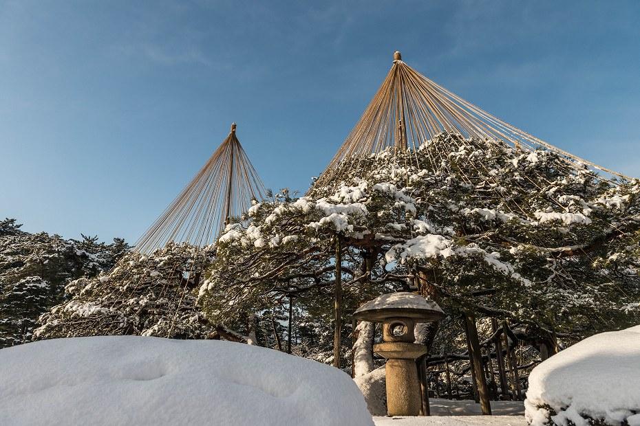 2018.01.31 兼六園の雪景色 2