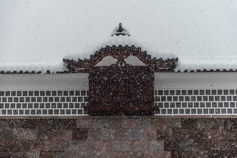 2018.02.05 金沢城の雪景色 3