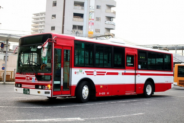 滋賀200か1104 B1232