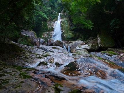 笹の滝_その1