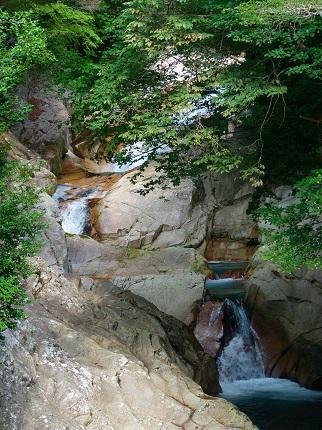 笹の滝_渓流3