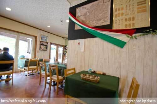 千葉県 千葉市 中央区 青葉の森 イタリアン レストラン アンジェリカ トラットリア ランチ コース料理 写真 06