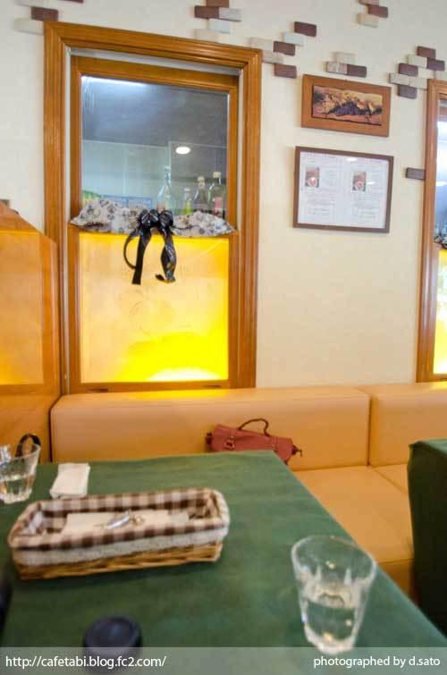 千葉県 千葉市 中央区 青葉の森 イタリアン レストラン アンジェリカ トラットリア ランチ コース料理 写真 07