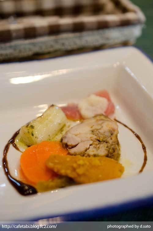 千葉県 千葉市 中央区 青葉の森 イタリアン レストラン アンジェリカ トラットリア ランチ コース料理 写真 08