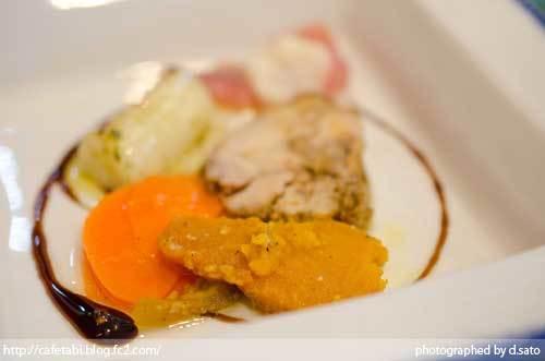 千葉県 千葉市 中央区 青葉の森 イタリアン レストラン アンジェリカ トラットリア ランチ コース料理 写真 09