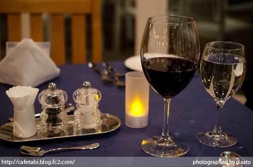 千葉県 勝浦市 リゾートホテル ブルーベリーヒル ディナー 夕食 コース料理 写真 予約 11