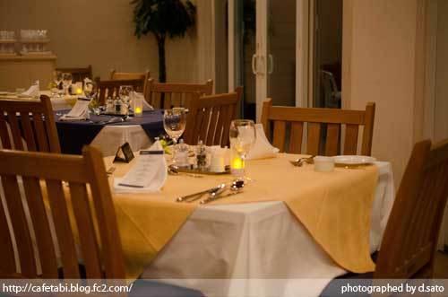 千葉県 勝浦市 リゾートホテル ブルーベリーヒル ディナー 夕食 コース料理 写真 予約 12