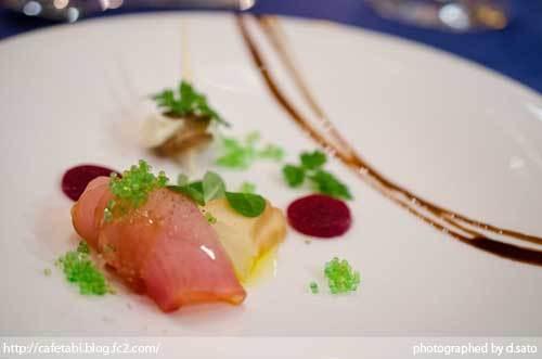 千葉県 勝浦市 リゾートホテル ブルーベリーヒル ディナー 夕食 コース料理 写真 予約 15