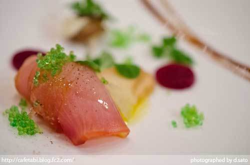 千葉県 勝浦市 リゾートホテル ブルーベリーヒル ディナー 夕食 コース料理 写真 予約 16