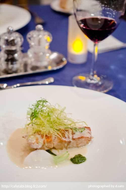 千葉県 勝浦市 リゾートホテル ブルーベリーヒル ディナー 夕食 コース料理 写真 予約 19