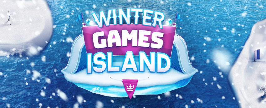 winter games island fixed