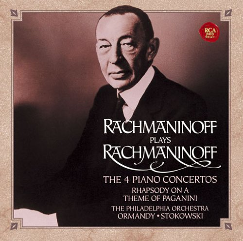 Rachmaninoff plays Rachmaninoff