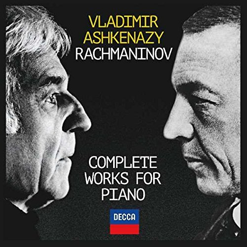 Rachmaninov Complete Works for Piano Box