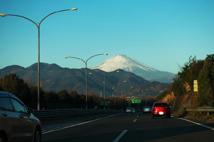 元旦の富士山-771
