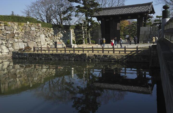 大手門桜門橋-816