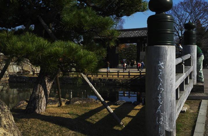 姫路城桜門橋-813
