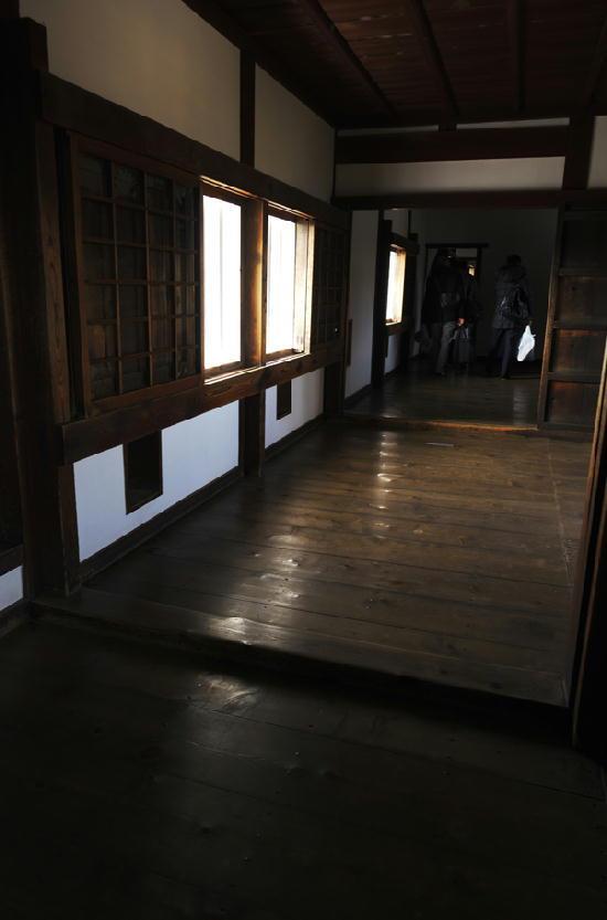 西の丸百間廊下-881