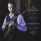 Giuliano Carmignola Venice Baroque Orchestra Le Quattro Stagioni
