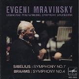 Mravinsky Sibelius Symphony No7