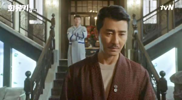 チャスンウォン イ・スンギ 花遊記