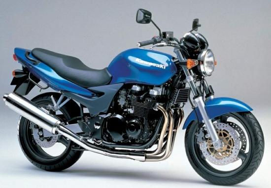 Kawasaki ZR7 99 3