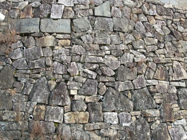 対馬の石垣1