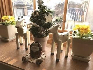 クリスマス飾り2017
